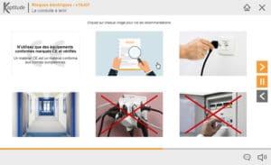 Initiation au risque électrique
