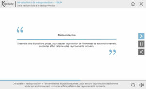Introduction à la radioprotection