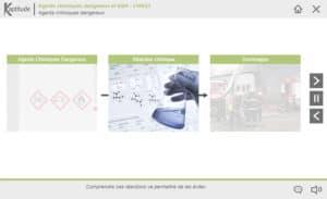 Agents chimiques dangereux et SGH