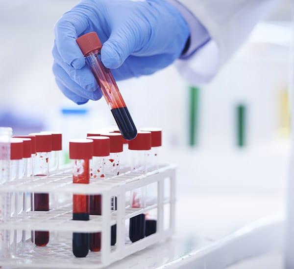 Sang et autres produits humains